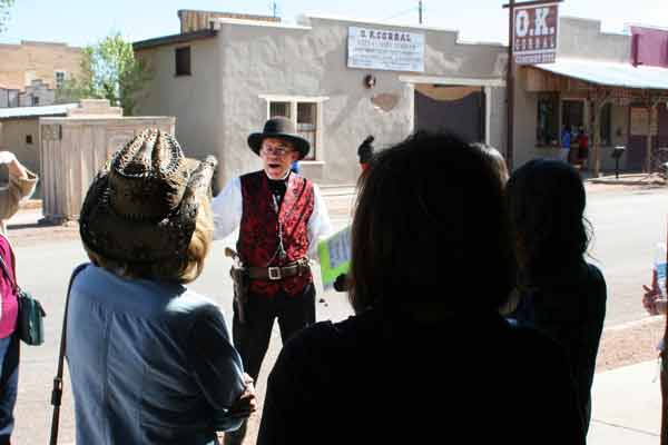 Hear the real story of the OK Corral gunfight